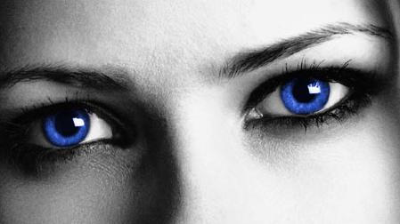 Gustavo Adolfo Becquer pupila azul