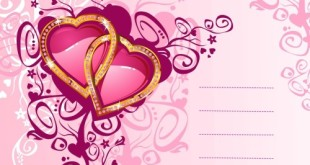tarjeta de amor